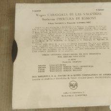Discos de vinilo: VINILO ARTURO TOSCANINI. Lote 208191367