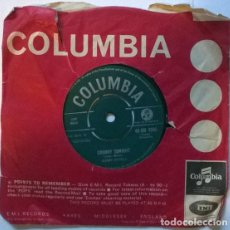 Dischi in vinile: BOBBY RYDELL. SWAY/ GROOVY TONIGHT. COLUMBIA, UK 1960 SINGLE. Lote 208191821