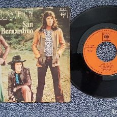 Discos de vinilo: CHRISTIE - SAN BERNARDINO / AQUI ESTOY. EDITADO POR CBS. AÑO 1.970. Lote 208191893