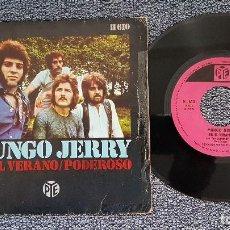 Discos de vinilo: MUNGO JERRY - EN EL VERANO / PODEROSO. EDITADO POR HISPAVOX. AÑO 1.970. Lote 208192033