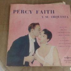 Discos de vinilo: VINILO PERCY FAITH. Lote 208200816