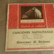 Discos de vinilo: VINILO DI STEFANO. Lote 208200955