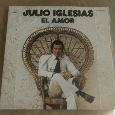 Discos de vinilo: VINILO JULIO IGLESIAS.. Lote 208201642