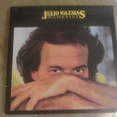 Discos de vinilo: VINILO JULIO IGLESIAS.. Lote 208202046