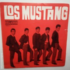 Discos de vinilo: LOS MUSTANG- TELSTAR- EP 1966- ORLADOR.. Lote 208222313