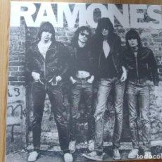 Discos de vinilo: RAMONES. RAMONES REEDICION.. Lote 208245880