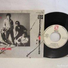 Discos de vinilo: LOS ELEGANTES - DOS AÑOS ATRAS / NO LO SE - SINGLE - 1985 - ESPAÑA - VG/VG. Lote 208250232