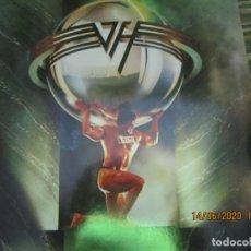 Discos de vinilo: VAN HALEN - 5150 LP - ORIGINAL ALEMAN - WARNER BROS. RECORDS 1986 CON FUNDA INT. ORIGINAL. Lote 208274753