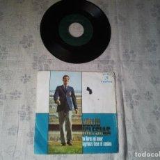 Discos de vinilo: DISCO ANTIGUO DE JULIO IGLESIAS DEL AÑO 1968. VINILO RETRO DE LOS AÑOS 60.. Lote 208275841
