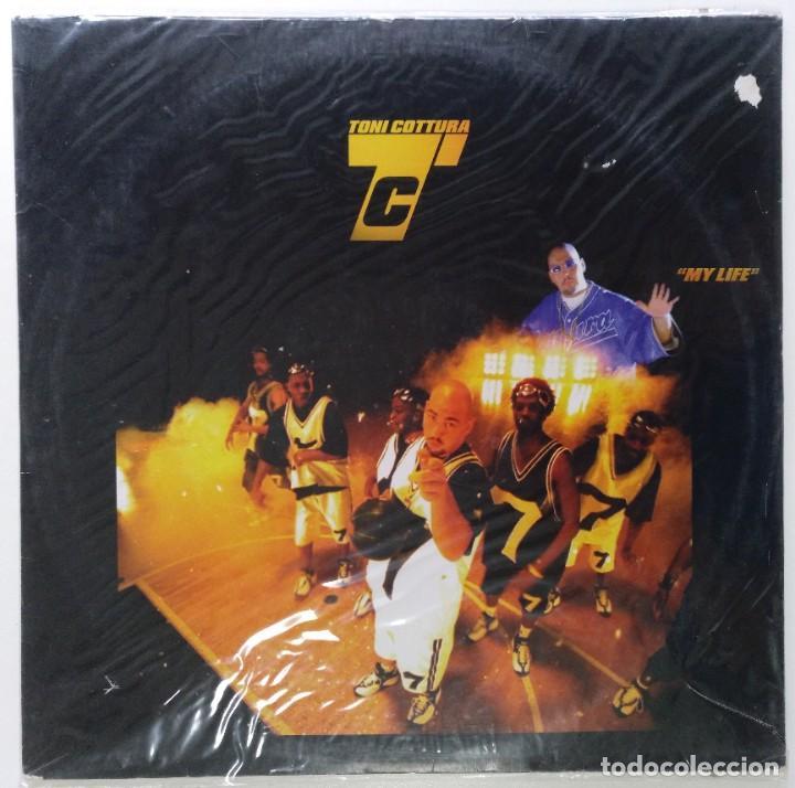 "TONI COTTURA - MY LIFE / JEALOUSY [[[ VINILO MX 12"" 45RPM ]]] [[ 1998 ]] ORBIT RECORDS (Música - Discos de Vinilo - Maxi Singles - Rap / Hip Hop)"