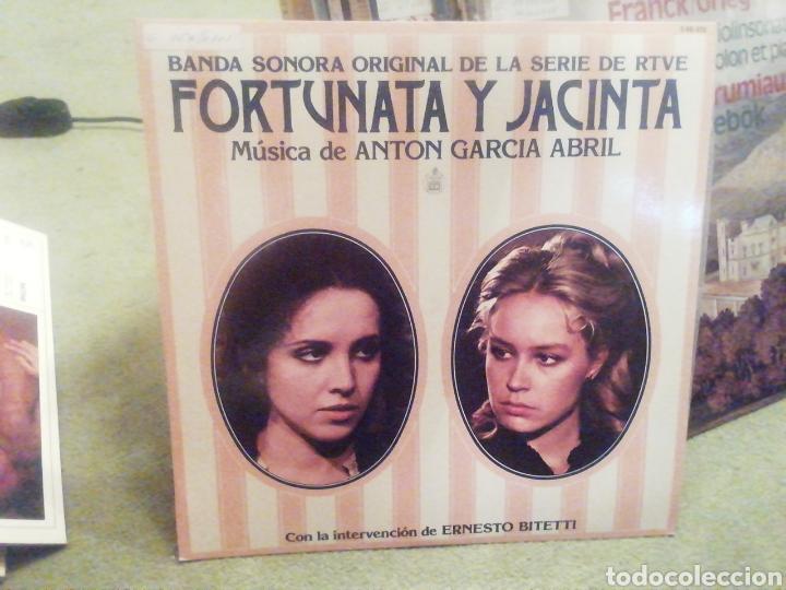 BSO FORTUNATA Y JACINTA. VINILO. (Música - Discos - LP Vinilo - Bandas Sonoras y Música de Actores )