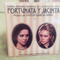 Discos de vinilo: BSO FORTUNATA Y JACINTA. VINILO.. Lote 208298983