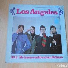 Discos de vinil: ANGELES, LOS, SG, 98.6 + 1, AÑO 1967. Lote 208305937