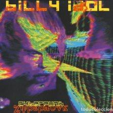 Discos de vinil: LP CYBERPUNK - BILLY IDOL - ORIGINAL ANALÓGICO SPAIN 1993. Lote 208315051