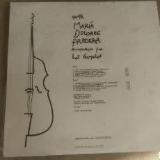 Discos de vinilo: VINILO MARÍA DOLORES PRADERA.. Lote 208318267