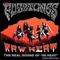 Discos de vinilo: THE FUZZTONES RAW HEAT LP . GARAGE RUDI PROTRUDI MORLOCKS MIRACLE WORKERS FUZ. Lote 253783875