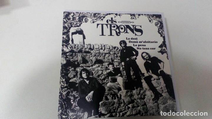 ELS TRONS (Música - Discos de Vinilo - EPs - Pop - Rock Internacional de los 90 a la actualidad)
