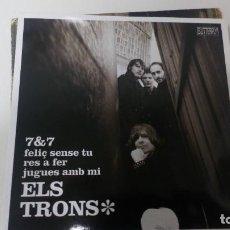 Dischi in vinile: ELS TRONS. Lote 208322542