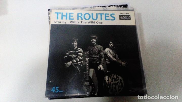 THE ROUTES - STORMY (Música - Discos de Vinilo - EPs - Pop - Rock Extranjero de los 90 a la actualidad)