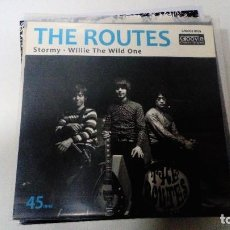 Discos de vinilo: THE ROUTES - STORMY. Lote 208322775