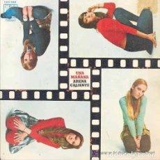 Discos de vinilo: ARENA CALIENTE - UNA MAÑANA POR QUE SERA -AÑO 1973. Lote 208325765