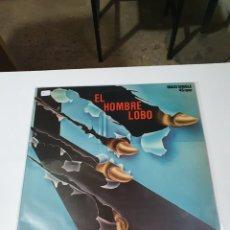 Discos de vinilo: MAXI SINGLE, AZUL Y NEGRO - EL HOMBRE LOBO / SUNNY DAY, MERCURY 818033-6, 1984.. Lote 208326711