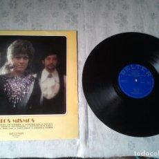 Discos de vinilo: ANTIGUO DISCO LP DE VINILO DEL GRUPO MISICAL LOS MISMOS DEL AÑO 1971. MUSICA 70. Lote 208353762