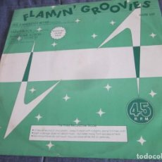 Discos de vinilo: FLAMIN' GROOVIES - FEEL A WHOLE LOT BETTER - MX - EDICION INGLESA DEL AÑO 1978.. Lote 208357917