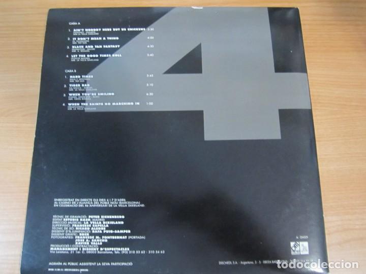 Discos de vinilo: disco vinilo la vella dixieland en directe - Foto 2 - 208360650