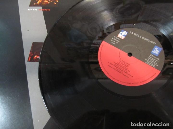Discos de vinilo: disco vinilo la vella dixieland en directe - Foto 3 - 208360650