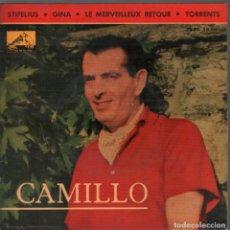 Discos de vinilo: CAMILLO - STIFELIUS / EP LA VOZ DE SU AMO RF-4336. Lote 208364718