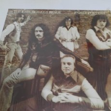 Disques de vinyle: THE EARL SCRUGGS REVUE - FAMILY PORTRAIT LP. Lote 208366096