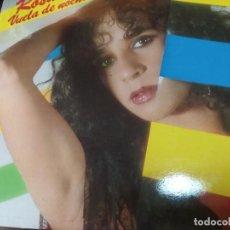 Discos de vinilo: ROSARIO FLORES - VUELA DE NOCHE - MINI LP PROMO DE VINILO DE 1984 SU 1ER DISCO. Lote 289222318
