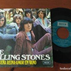Discos de vinilo: ROLLING STONES LITTLE QUEENIE DECCA MO 1116 1971. Lote 208397880