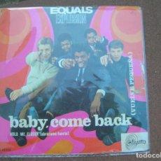 Discos de vinilo: SINGLE DE EQUALS. Lote 208408577