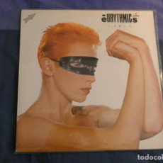 Discos de vinilo: LP EURYTHMICS TOUCH BUEN ESTADO GENERAL. Lote 208410543