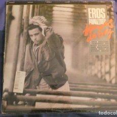 Discos de vinilo: LP EROS RAMAZZOTTI HEROES DE HOY ESTADO CORRECTO Y DECENTE. Lote 208411356