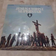 Discos de vinilo: BANDA SONORA DE LA PELICULA JESUCRISTO SUPERESTAR CON CUADERNILLO Y 2 LPS. Lote 208420837