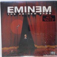 """Discos de vinilo: EMINEM - THE EMINEM SHOW 2XLP ALBUM VINILO US RAP / HIP-HOP 2002 (12"""" ALBUM, 33 RPM). Lote 208424433"""