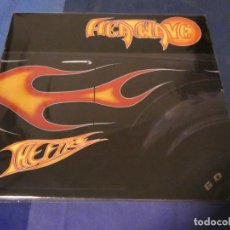 Discos de vinilo: LP FUNK SOUL USA 1988 HEATWAVE THE FIRE ROD TEMPELTON RARUNO BUEN ESTADO. Lote 208424695