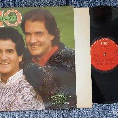 Discos de vinilo: DUO DINAMICO - GRANDES EXITOS (INCLUYE 5 NUEVAS CANCIONES Y 3 MEDLEYS) AÑO 1.986. EDITADO POR CBS. Lote 208427716