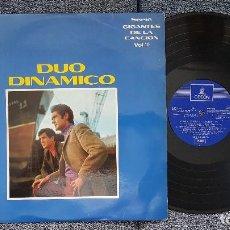 Discos de vinilo: DUO DINAMICO - GIGANTES DE LA CANCIÓN (TODOS SUS ÉXITOS) EDITADO POR EMI. AÑO 1.970. Lote 208428431