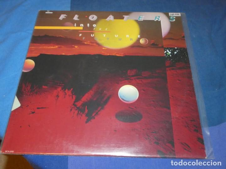 LP FLOATERS INTO THE FUTURE USA 1979 FUNK SOUL (Música - Discos - LP Vinilo - Funk, Soul y Black Music)