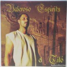 "Discos de vinilo: EL TITÓ - VALEROSO ESPÍRITU [ HIP HOP / RAP] EDICIÓN ESPECIAL LIMITADA MX 12"" 45RPM FALSALARMA 2004. Lote 208432995"