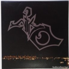 """Discos de vinilo: NIKO - LUCHANDO POR SER ALGUIEN [ HIP HOP / RAP] EDICIÓN ESPECIAL LIMITADA MX 12"""" 45RPM CREADOR 2004. Lote 208433472"""