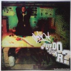 """Discos de vinilo: EL NIÑO - ¿PUEDO JUGAR? [ HIP HOP / RAP] EDICIÓN ESPECIAL LIMITADA MX 12"""" 45RPM JEFE DE LA M 2004. Lote 208433603"""