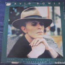 Discos de vinilo: DAVID BOWIE - JOHN,I'M ONLY DANCING(AGAIN) - MX - EDICION DEL AÑO 1979.. Lote 208446923