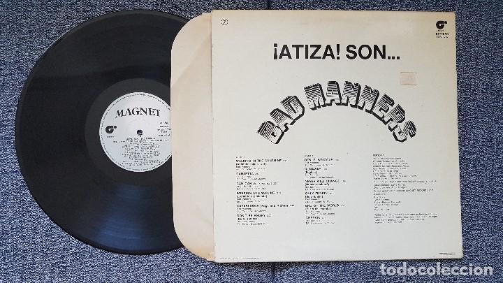 Discos de vinilo: Bad Manners - Gosh it´s. editado por Magnet. año 1.981. Incluye su exito Can-can - Foto 3 - 208453262