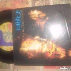 Discos de vinilo: PRINCE IF I WAS YOUR GIRLFRIEND - SHOCKADELICA ( 1987 - PAISLEY PARK ) OG ESPAÑA. Lote 208486536
