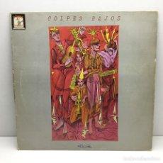 Discos de vinilo: LP - DISCO - VINILO - GOLPES BAJOS - EDICIONES NEMO - AÑO 1983. Lote 208487286